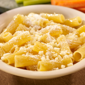 Pasta with Butter & Cheese