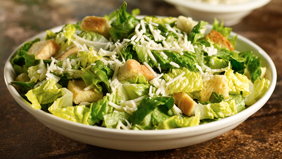 Image result for caesar salad pictures