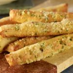 Freshly Baked Breadsticks