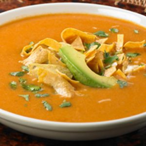 STONEFIRE'S Chicken Tortilla Soup