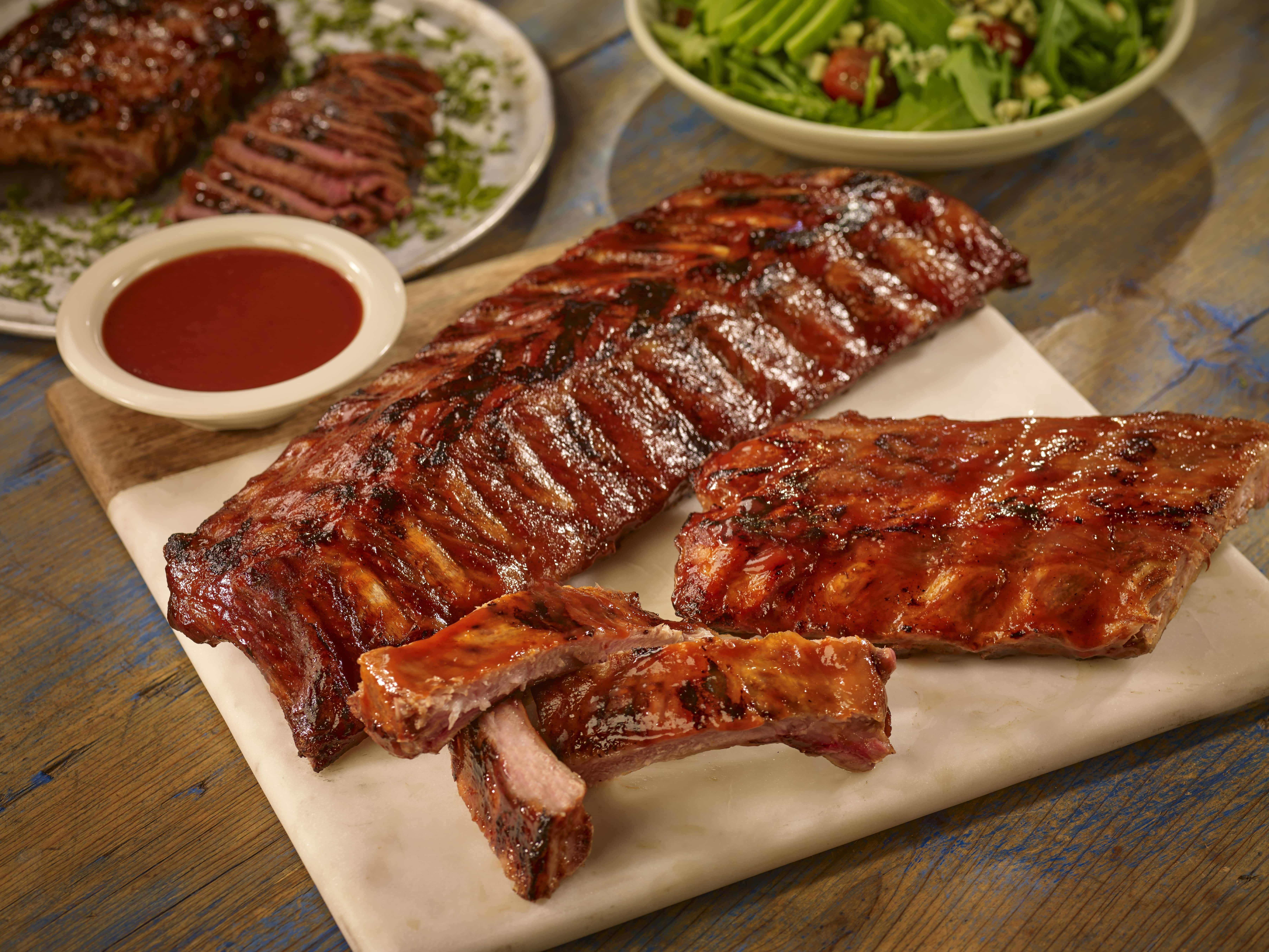 Full Slab Cut Ribs