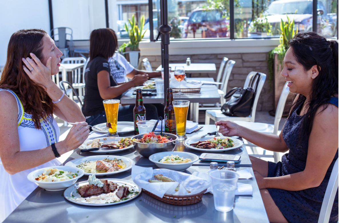 Dine in and Patios NOW OPEN