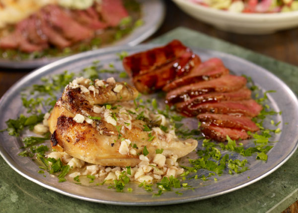 Stonefire Grill: A new twist on your Labor Day Celebration.