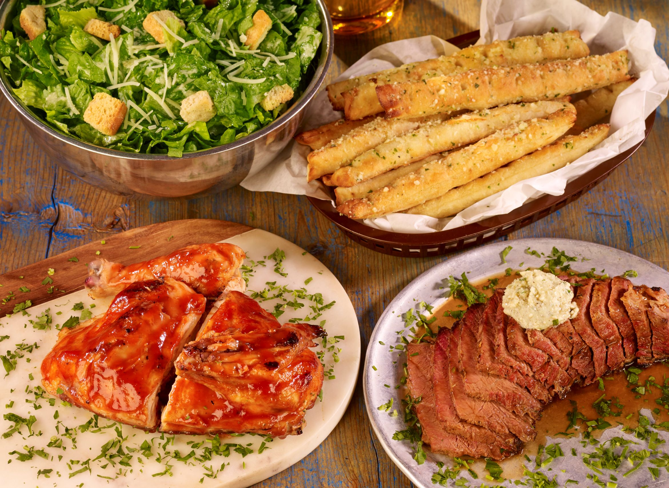 Family Dinner Ideas from Stonefire Grill