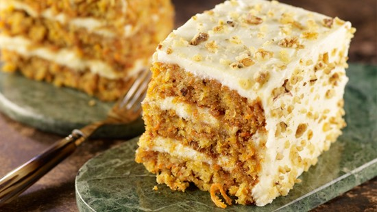 National Carrot Cake Day!